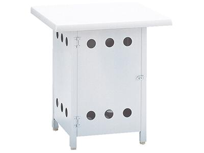 ボンベ収納サイドテーブル NBST-6×6