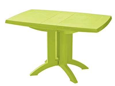 ベガFテーブル118×77/183アニシードグリーン