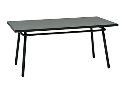 A600レクタンギュラーテーブル/カーボン