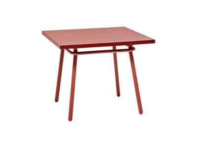 A600スクエアテーブル/マルサラ