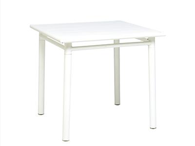 NC テーブル90×90/ホワイト