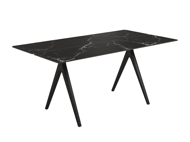 スプリットセラミックダイニングテーブル92×170cm