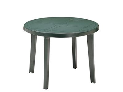 GFテーブル98/78アマゾニアグリーン