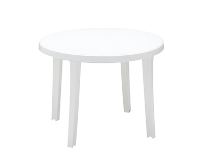 GFテーブル98/004ホワイト