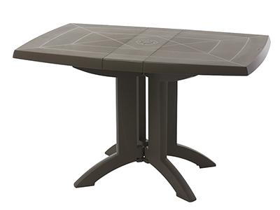 ベガFテーブル118×77/181トープ