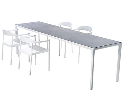 イルムスリムダイニングテーブル212×71