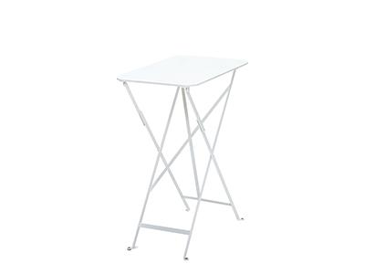 ビストロテーブル 37×57/01ホワイト