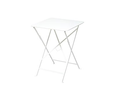 ビストロテーブル 57×57/01ホワイト