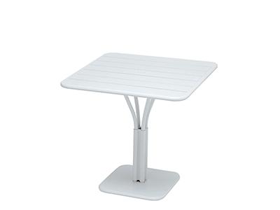 ルクセンブール テーブル80×80/01ホワイト