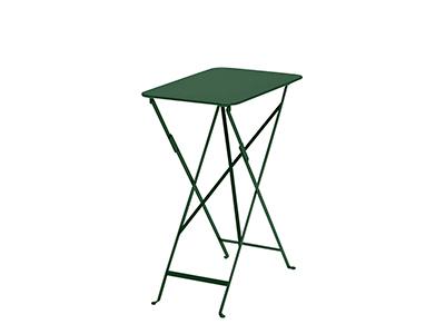 ビストロテーブル 37×57/02シダーグリーン