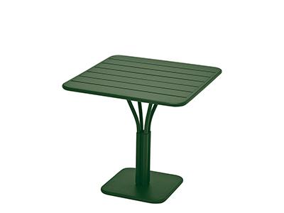 ルクセンブール テーブル80×80/02シダーグリーン