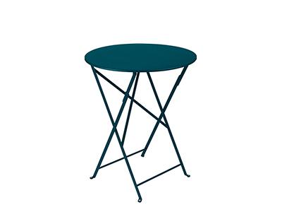 ビストロ テーブル 60/21アカプルコブルー