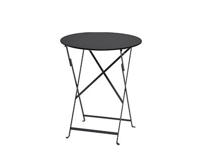 ビストロテーブル 60/47アンスラサイト