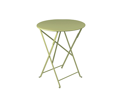 ビストロ テーブル 60/65ウィローグリーン