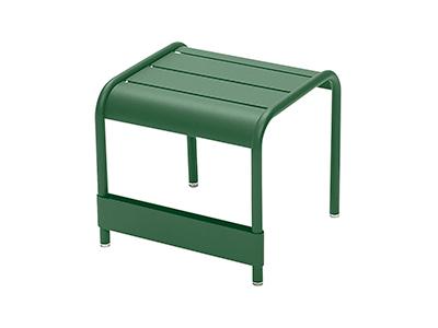 ルクセンブールテーブル42×43/02シダーグリーン