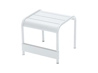 ルクセンブールテーブル42×43/01ホワイト
