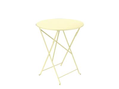 ビストロ テーブル 60/A6フロストレモン