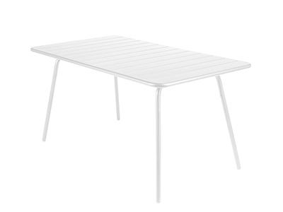 ルクセンブール テーブル80×143/01ホワイト