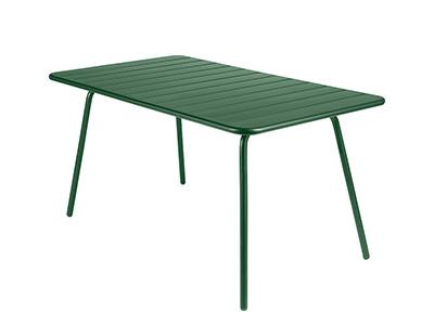ルクセンブール テーブル80×143/02シダーグリーン