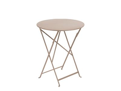 ビストロ テーブル 60/14ナツメグ