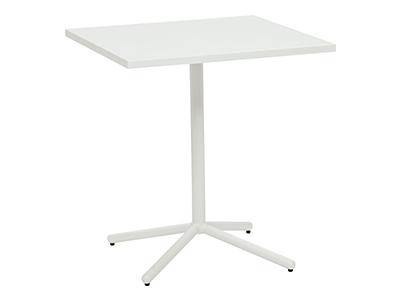 A600ビストロテーブル/ホワイト