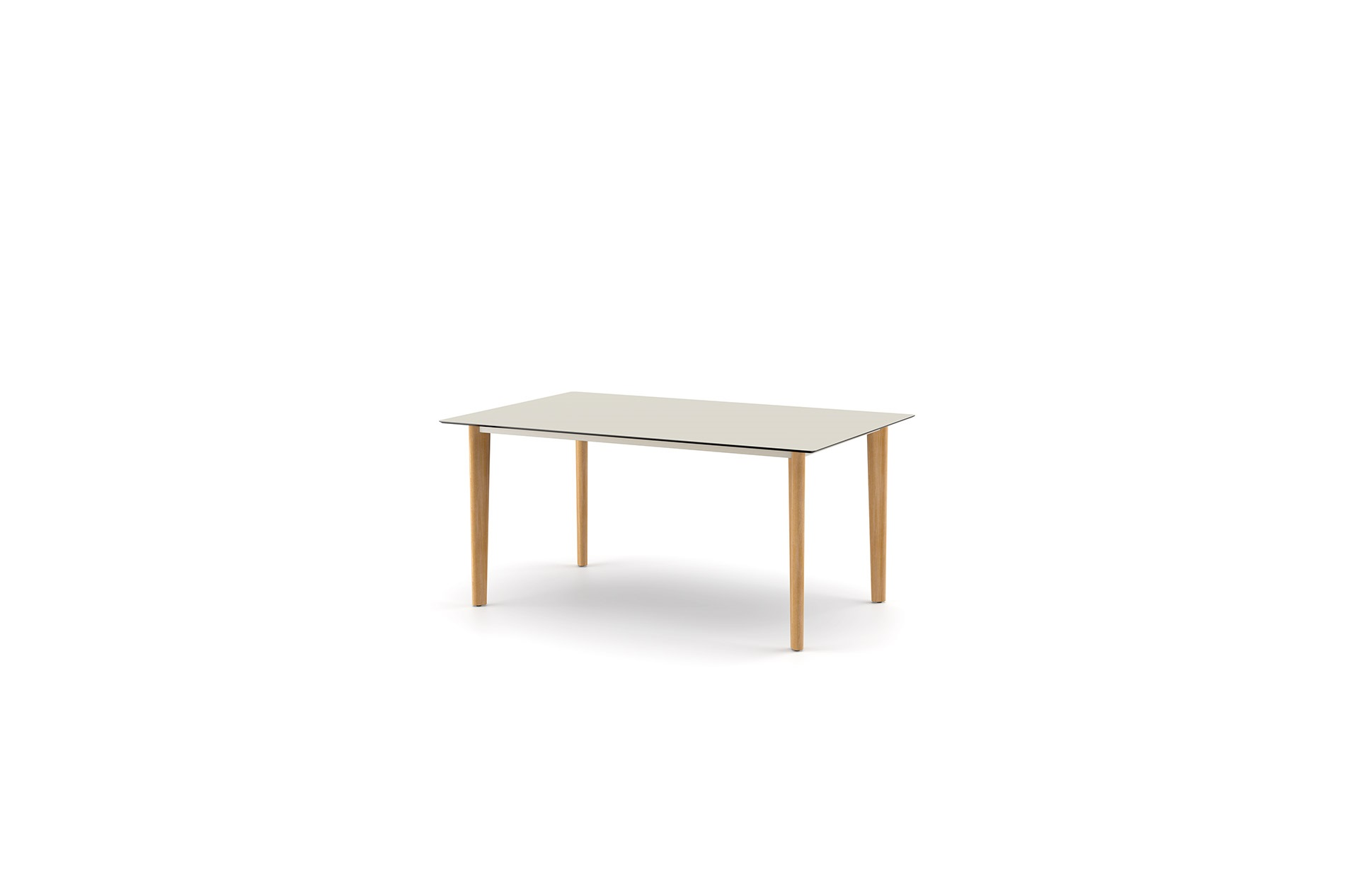 エアー ダイニングテーブル100×160